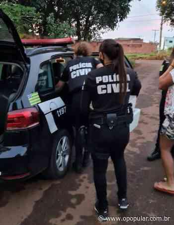 Ação prende preventivamente quatro suspeitos de envolvimento em homicídio em Goianira - O Popular