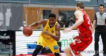 BBL: Ludwigsburg gewinnt gegen Giessen - Ulm besiegt Oldenburg - SPORT1