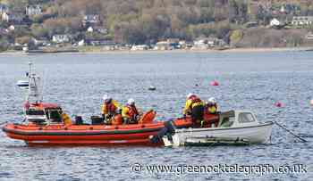 Man rescued from River Clyde at Cardwell Bay in Gourock - Greenock Telegraph