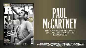 Paul McCartney: the making of Ram and the new psych revolution - only in Classic Rock, on sale now - Louder