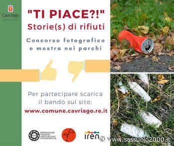 """""""Ti piace?"""" – Storie(s) di rifiuti: a Cavriago al via un concorso fotografico per educare alla cura dell'ambiente - sassuolo2000.it - SASSUOLO NOTIZIE - SASSUOLO 2000"""