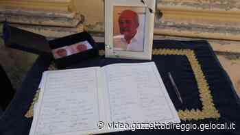 Cavriago, il commosso addio all'ex consigliere Cavezza - Gazzetta di Reggio