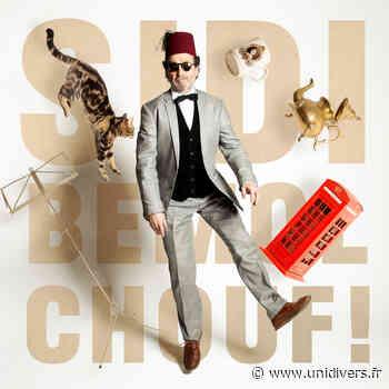 Sidi Bémol « Chouf ! » Le Comptoir vendredi 7 mai 2021 - Unidivers