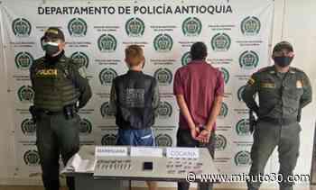 En Fredonia y Amagá capturaron a tres presuntos expendedores de 'vicio' - Minuto30.com