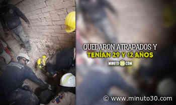¡Lamentable! Dos obreros fallecieron tras derrumbe de estructura de una ladrillera en Fredonia - Minuto30.com