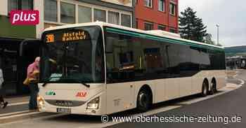 Grebenau Expressbus von Alsfeld nach Bad Hersfeld fährt über Schwarz - Oberhessische Zeitung