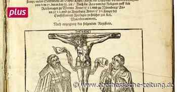 Die Kirchenbibliothek der evangelischen Kirchengemeinde Alsfeld - Oberhessische Zeitung