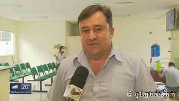 Prefeito de Juruaia, Álvaro Mariano Júnior, morre vítima de infarto - G1