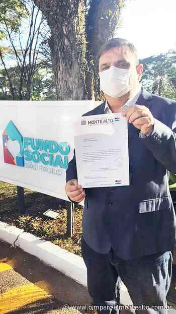 Monte Alto recebe doações do Fundo Social do Estado de SP – Jornal O Imparcial - O Imparcial – Monte Alto