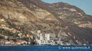 Frana Tavernola (Bg), onde fino a Pisogne e Sarnico. Ma rischio zero - QuiBrescia.it