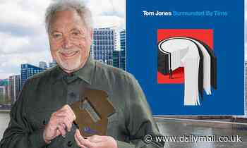 Tom Jones becomes oldest male to have a No.1 album in the UK charts