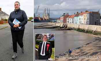 ROBERT HARDMAN in Hartlepool: Could the Tories strip Keir Starmer of his stronghold?
