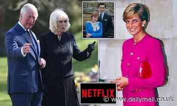 EDEN CONFIDENTIAL: New haul of Diana revelations return to haunt Charles