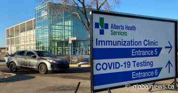 2,007 new COVID-19 cases recorded as targeted Alberta restrictions take effect Friday