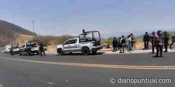 Encuentran ejecutada a una femenina en la Chilpancingo-Tixtla - Diario Puntual