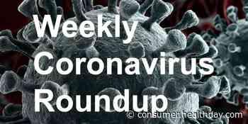 Physician's Briefing Weekly Coronavirus Roundup - HealthDay News