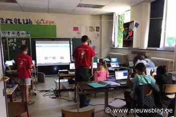 Leeuw organiseert twee weken zomerschool in augustus (Sint-Pieters-Leeuw) - Het Nieuwsblad