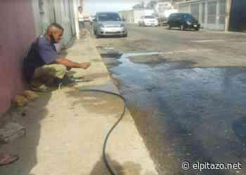 Falcón | En Punto Fijo recibieron agua por tubería después de cinco años - El Pitazo