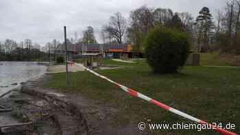 Tittmoning: Keine Öffnung am 1. Mai - Strandbad am Leitgeringer See bleibt vorerst geschlossen - chiemgau24.de