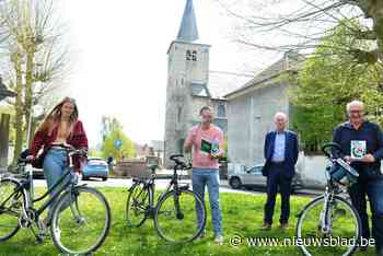 KWB Oudenaarde biedt fietszoektocht voor families en beginne... (Oudenaarde) - Het Nieuwsblad