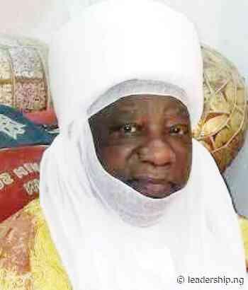 The Palace: Emir Of Ilorin Appoints Yusuf Hijrah Ummatul-Islamiyyah Chairman - LEADERSHIP NEWS