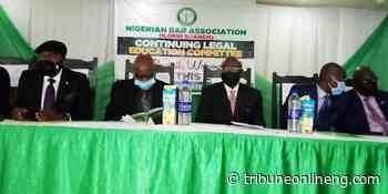 NBA Ilorin raises the alarm over unethical practices - NIGERIAN TRIBUNE