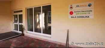Centro vaccinale di Sala Consilina: open day domenica 2 maggio per ultra 80enni - Italia2TV