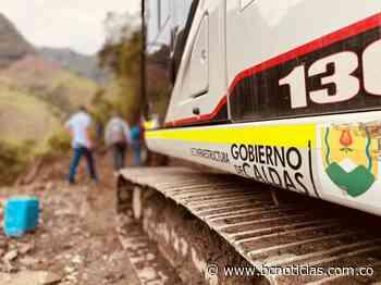 Faltan tres kilómetros para unir a Montebonito con Marulanda - BC NOTICIAS - BC Noticias