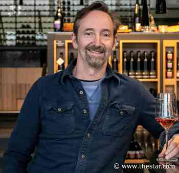 The man behind the wines at Tawse in Niagara