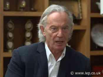 "Preston hair salon cheekily offers to trim Tony Blair's ""lockdown locks"" - Lancashire Post"