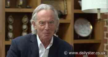 Tony Blair turns into David Icke as hair transformation sends Twitter into meltdown - Daily Star