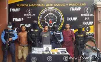 'Los pelones', la banda que tenía azolada al barrio Las Colinas - La Prensa de Honduras