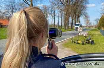 POL-NI: Nachtrag zu POL-NI: Stolzenau - Polizei zieht Bilanz nach Verkehrssicherheitswoche - Presseportal.de