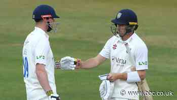 County Championship: Will Young & Alex Lees hit tons as Durham build lead over Bears