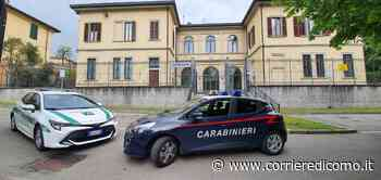 Spaccio nei boschi di Albavilla: misure cautelari per un marocchino, un italiano e un rumeno - Corriere di Como