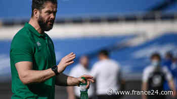 Coronavirus scuppers Ireland rugby tour of Fiji - FRANCE 24