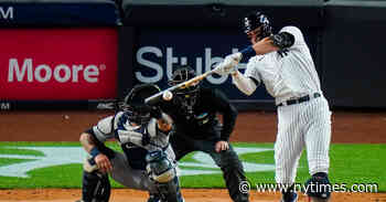 Judge and Cole Dominate as Yankees Crush Tigers
