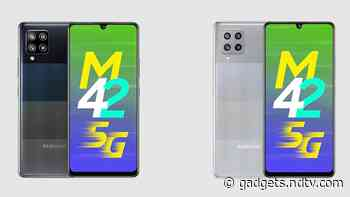 Samsung Galaxy M42 5G Goes on Sale in India: Price, Specifications