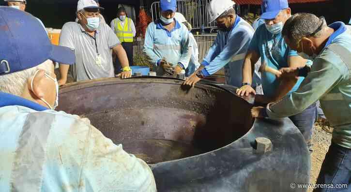 Planta potabilizadora de Chilibre reinicia operaciones - La Prensa Panamá