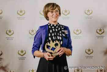 Hoofdverpleegkundige AZ Jan Palfijn Gent krijgt 'Oscar van de zorgsector'