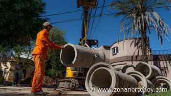 Avanza la obra hidráulica en Florida Oeste que beneficiará a más de 50 mil vecinos - zonanortehoy.com