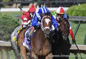 Malathaat holds on to win Kentucky Oaks