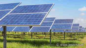 Essonne : Marcoussis va accueillir la plus grande ferme photovoltaïque d'Ile de France - Les Échos