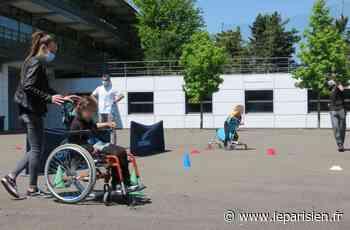 A Vaucresson, les écoliers handicapés ont deux mois de «perte d'autonomie» à rattraper - Le Parisien