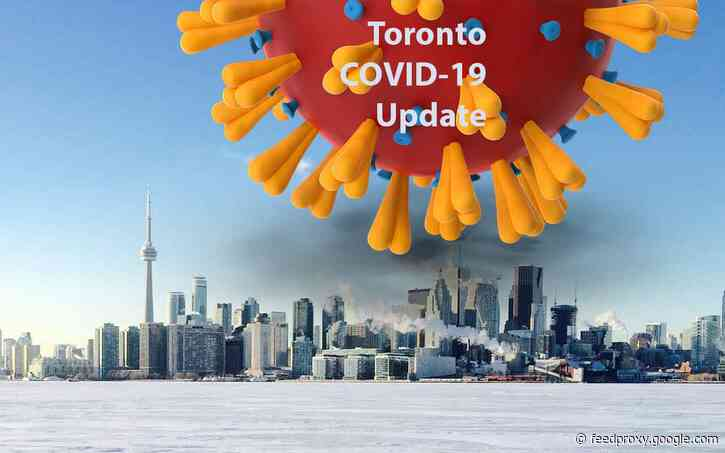 Toronto Dealing with 1,269 New Cases of COVID-19