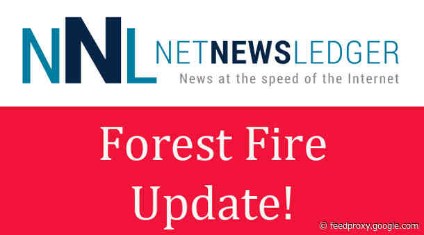 Wild Fire Update for Northwestern Ontario for April 30, 2021