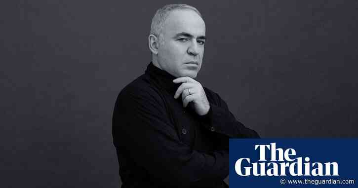Garry Kasparov: 'Why become a martyr? I can do much more outside Russia'