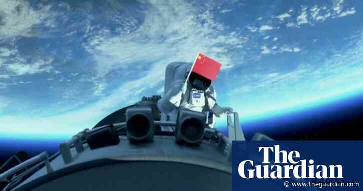 China begins construction of laboratory in space – video