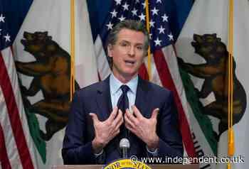 California Democrats to hear from Newsom as recall heats up