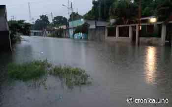 Paso de una vaguada tropical por Apure inundó más de 11 sectores de Guasdualito - Crónica Uno